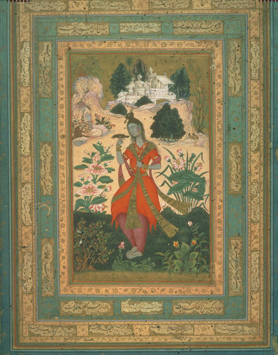 Yogini in Karnataka, India, Bijapur ~1603.