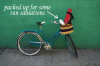 "This bike must belong to a ""true yogi""."