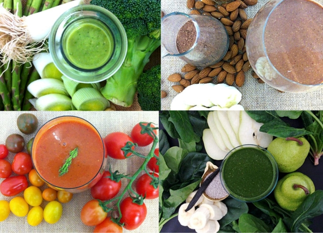 Yum! Juice cleansing doesn't need to feel like deprivation.