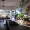 Yoga studio café
